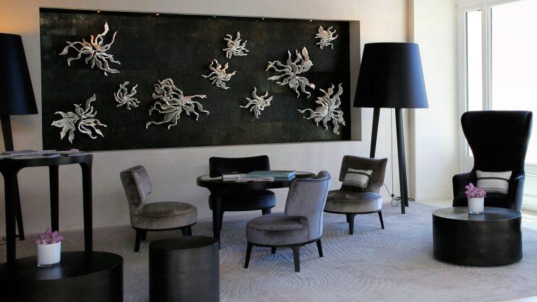 Mural Artwork in Interior Design