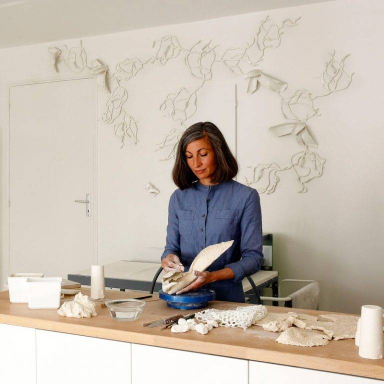 Porcelain Artist Ceramics