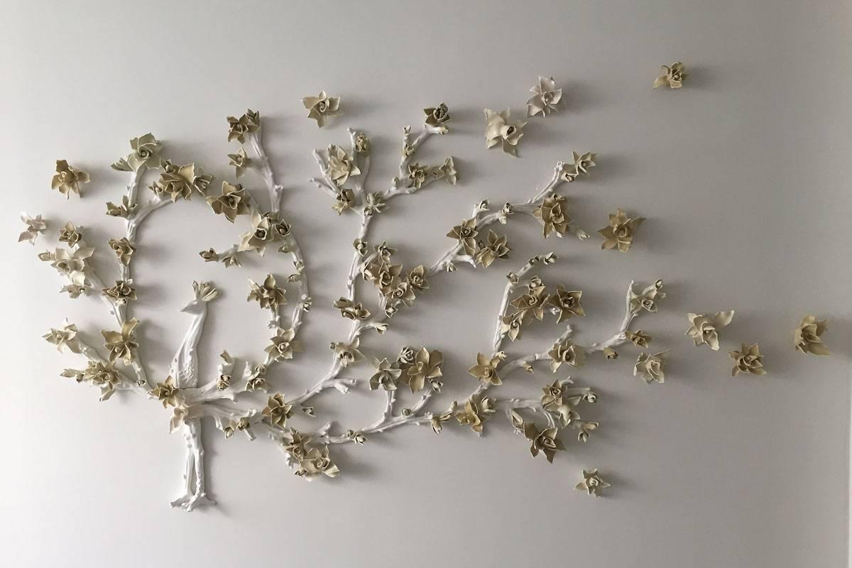 Wall Art Porcelain Decor Bespoke